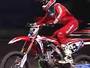 Team Honda Hrc And Monster Energy Pro Circuit Kawasaki Bts Team